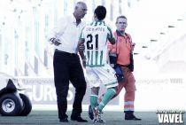 La medular bética se resiente en vísperas del duelo ante el Girona