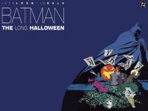 "Comic Book Wednesday: Batman ""Long Halloween"""