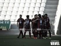 Córdoba CF B - Lorca Deportiva: la veteranía gana a la inexperiencia.