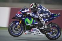GP Qatar: il primo poleman del 2016 è Lorenzo
