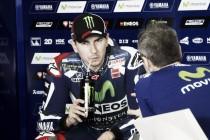 """Jorge Lorenzo: """"El 'feeling' con los Michelin es cada vez mejor"""""""