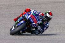 Libere 2 Jerez, Lorenzo sempre al top