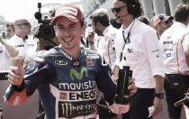"""Jorge Lorenzo: """"Estamos acercándonos en ritmos de carrera"""""""
