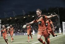 El Lorient impone su ley en el segundo tiempo