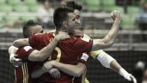 España en cuartos de final a pesar de las dificultades