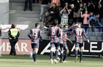 El Huesca depende de sí mismo para regresar al playoff