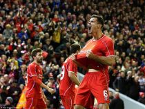 Liverpool 2-1 Swansea: Late Reds Show Eliminates Swans