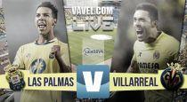 Resultado UD Las Palmas vs Villarreal en Liga 2015: poco fútbol en Gran Canaria (0-0)