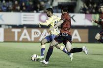 Osasuna juega con horario canario y pierde en El Sadar