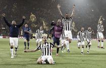 Tevez qualifie la Juventus en quart de finale