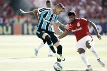 """Luan vê jogo igual diante do Inter e lamenta desperdícios: """"A gente errou as chances"""""""
