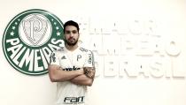 Luan assina com o Palmeiras por cinco temporadas