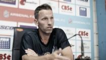 """Lucas Bernardi: """"Lo más justo hubiera sido el empate"""""""