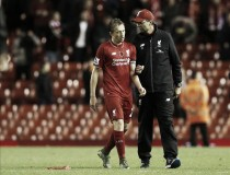 Liverpool midfielder Lucas admits doubts over future at club