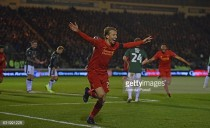 Plymouth Argyle 0-1 Liverpool: Rare Lucas goal sends Reds into fourth round