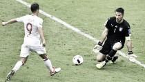 Eurocopa en blanco: debut amargo para Lucas