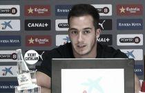 """Lucas Vázquez: """"Creo que tenemos una gran plantilla y espero que todo salga bien este año"""""""