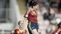 """Lucía García: """"El marcador demuestra que fuimos muy superiores"""""""