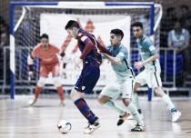 El Levante no pudo frente al Barcelona