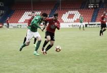 El Racing de Ferrol, de entrenamiento en Lugo