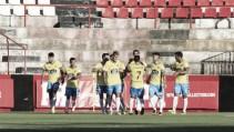 Ojeando al rival: CD Lugo, con las vista en el ascenso