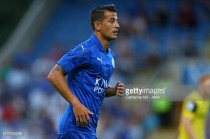 Leicester City defender Luis Hernandez departs for Malaga