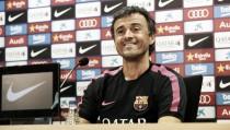 """Barcellona, Luis Enrique può sorridere: """"Messi è di nuovo a disposizione"""""""
