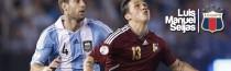 Luis Manuel Seijas es el nuevo jugador del Deportivo Quito