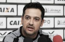 """Marquinhos Santos valoriza empate contra o Coritiba: """"No fim do campeonato pode ser o diferencial"""""""