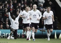 Crystal Palace 0-1 Everton: Early Lukaku strike gives Everton first win in nine matches