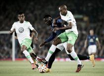 Wolfsburgo - Everton: la primera plaza en juego