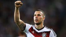 Podolski's agent: No move as of yet