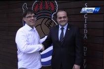 Luki Iriarte, director del Fútbol Base