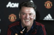 """Van Gaal: """"Somos el United, estamos acostumbrados a lidiar con la presión"""""""