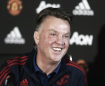 Van Gaal insists he will be at Manchester United next year