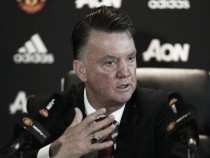 Van Gaal admits the jeers from the United fans is a concern