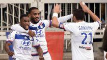 Première victoire à domicile pour Lyon !