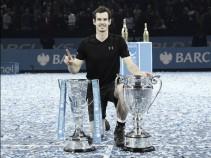 Murray domina Djokovic, vence o ATP Finals de Londres e mantém liderança do ranking mundial