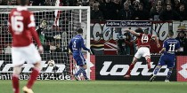 1. FSV Mainz 05 2-1 Schalke 04: Schmidt's side up to fifth after impressive win