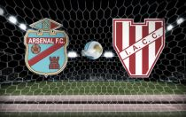 Arsenal de Sarandí vs Instituto de Córdoba en vivo online