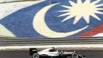 Nico Rosberg satisfecho con el nuevo asfalto de Sepang