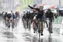 Giro di Romandia, Albasini brucia tutti in salita. Felline ancora in giallo