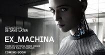 Oscar Isaac experimenta con la inteligencia artificial en 'Ex Machina'