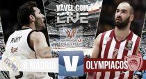 Resultado Final Four 2015:Real Madrid Baloncesto vs Olympiacos (78-59)