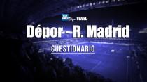 Encuesta VAVEL: RC Deportivo - Real Madrid