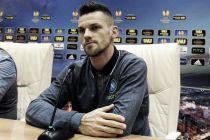 """Christian Maggio: """"Hemos dado un gran paso hacia delante en la Europa League"""""""