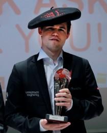 Magnus Carlsen, conquista nuevamente el Bilbao Chess Masters