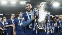 Mahrez renueva con el Leicester City hasta 2020
