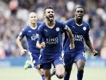 Riyad Mahrez commits future to the Foxes