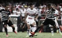 Com retorno de Cueva, São Paulo recebe Corinthians na primeira semifinal do Paulistão